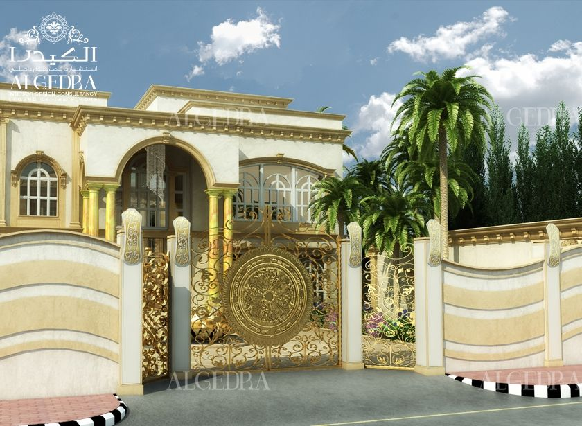 17 Elegant Gates To Transform Your Yard Into Inviting Place: Home Exterior Design Services