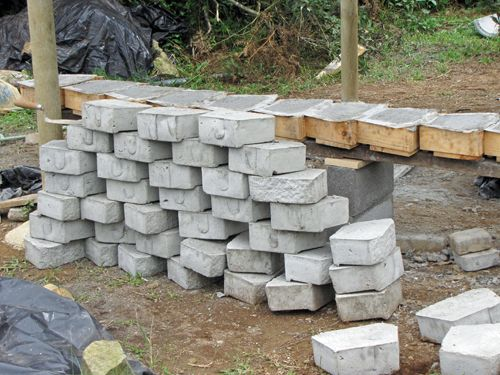 Our New Life In San Ramon Costa Rica Retaining Wall Blocks Retaining Wall Blocks Concrete Molds Retaining Wall