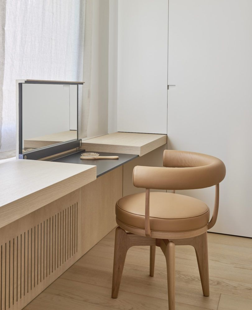 Dm apartment by francesc rifé studio dressing tables dressings