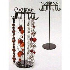 Colgador de pulseras y collares proyecto joyeros y porta joyas pinterest joyero pulseras - Colgador de collares ikea ...