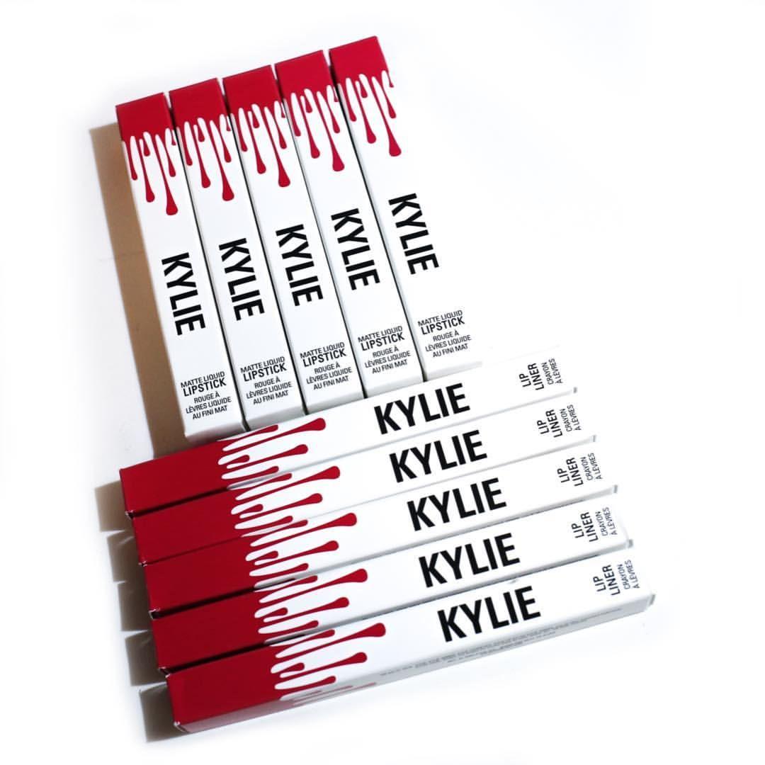 kyliecosmetics Mary Jo singles, available right now