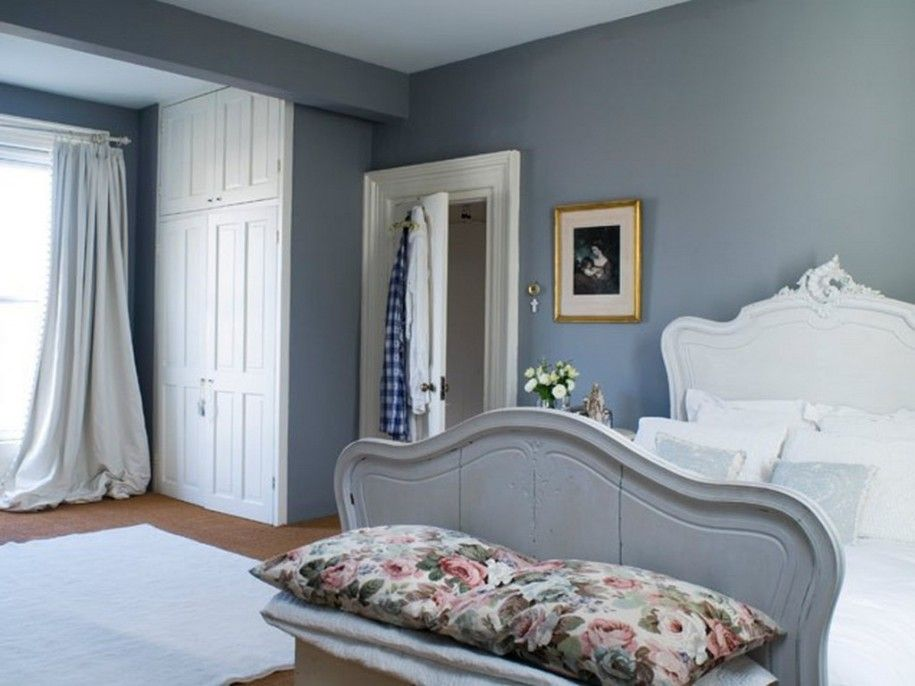 Bedroom Wall Colors for Your Reference | Home Sunny | Interior ideas ...