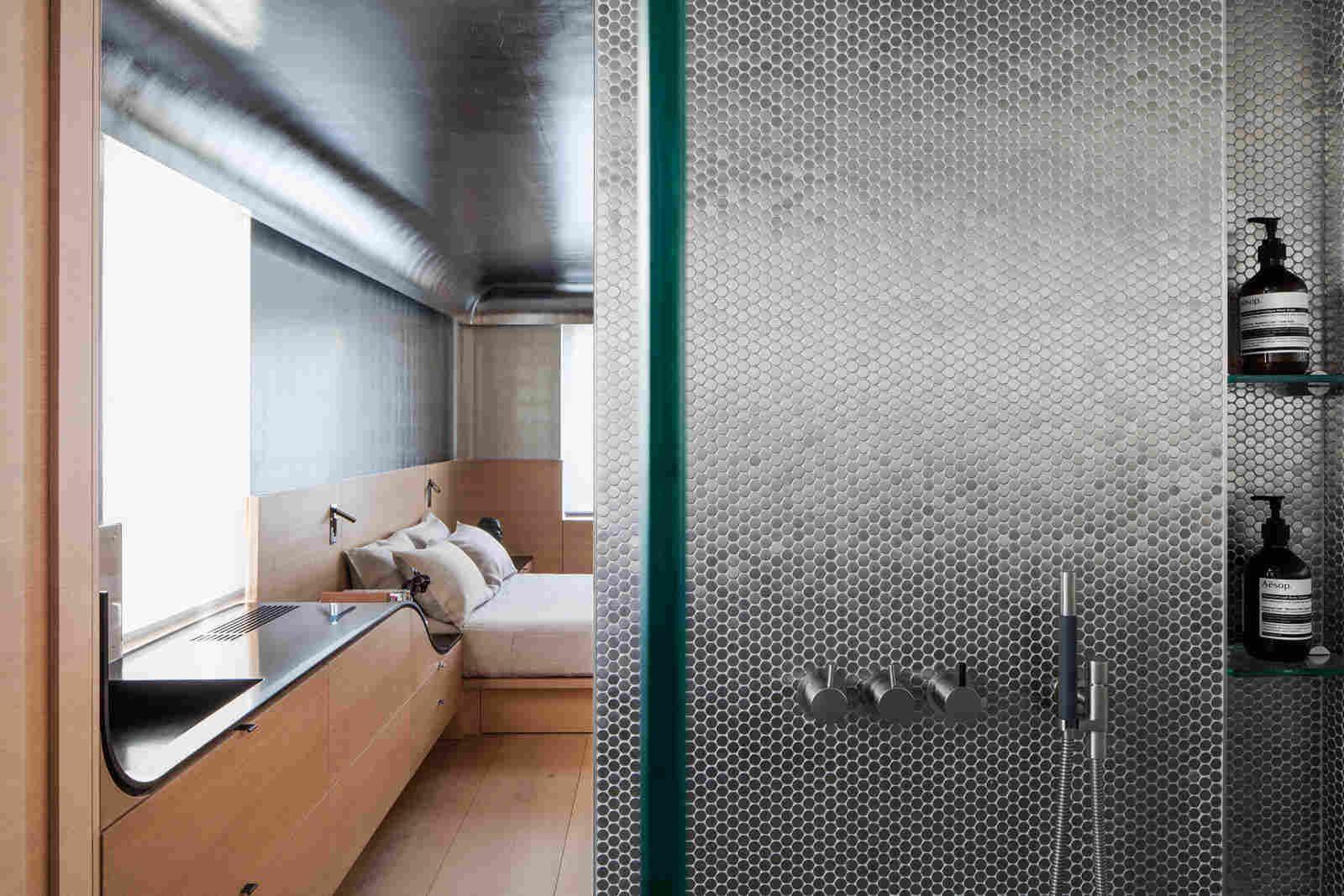 Квартира на Манхэттене studio and interiors