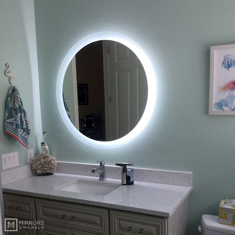 Side Lighted Led Bathroom Vanity Mirror 36 Bathroom Vanity Mirror Mirror Vanity Mirror 36 x 36 mirror