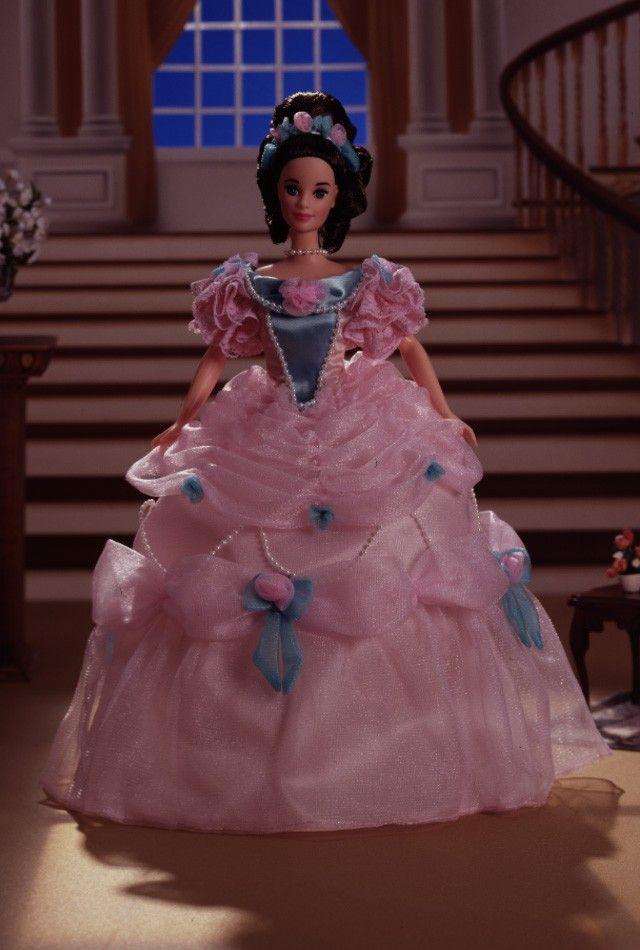 Southern Belle Barbie® Doll   mY mama Annadoll CAKE DECORATED theze Southern Belle Barbie Dollz ... half Barbie half cake <3 I LOVE U MY MAMA LUV! <3