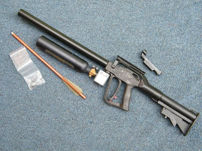 The Airbow By Pneumatic Arms Weapon Guns Air Rifle и