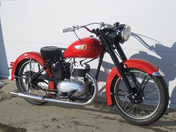 1953 Indian Brave Total Restoration For Sale 248cc Flathead Single Side Valve Engine Everything New Or Re F Indian Motorcycle Classic Bikes Trike Scooter
