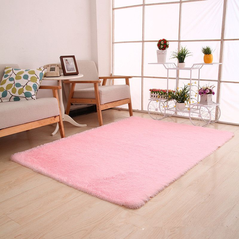 New Style Thick Super Soft Bedroom Carpet Living Room Rug Floor ...