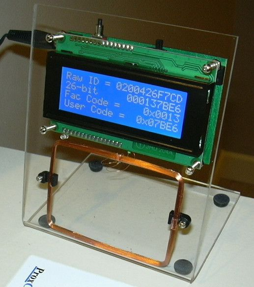 RFID 讀寫器 Reader Writer Cloner | tech | Arduino
