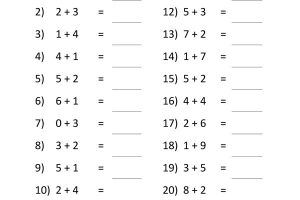 Pin on Addition worksheets
