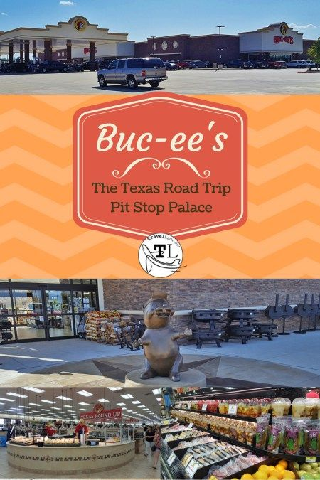 Buc Ee S The Texas Road Trip Pit Stop Palace Via Travellatte