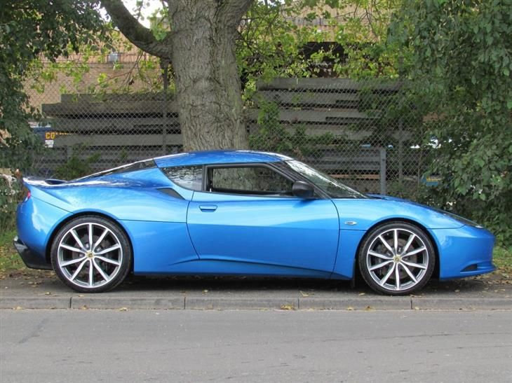 Used 2011 Lotus Evora V6 S 4 For Sale In Newcastle Upon Tyne