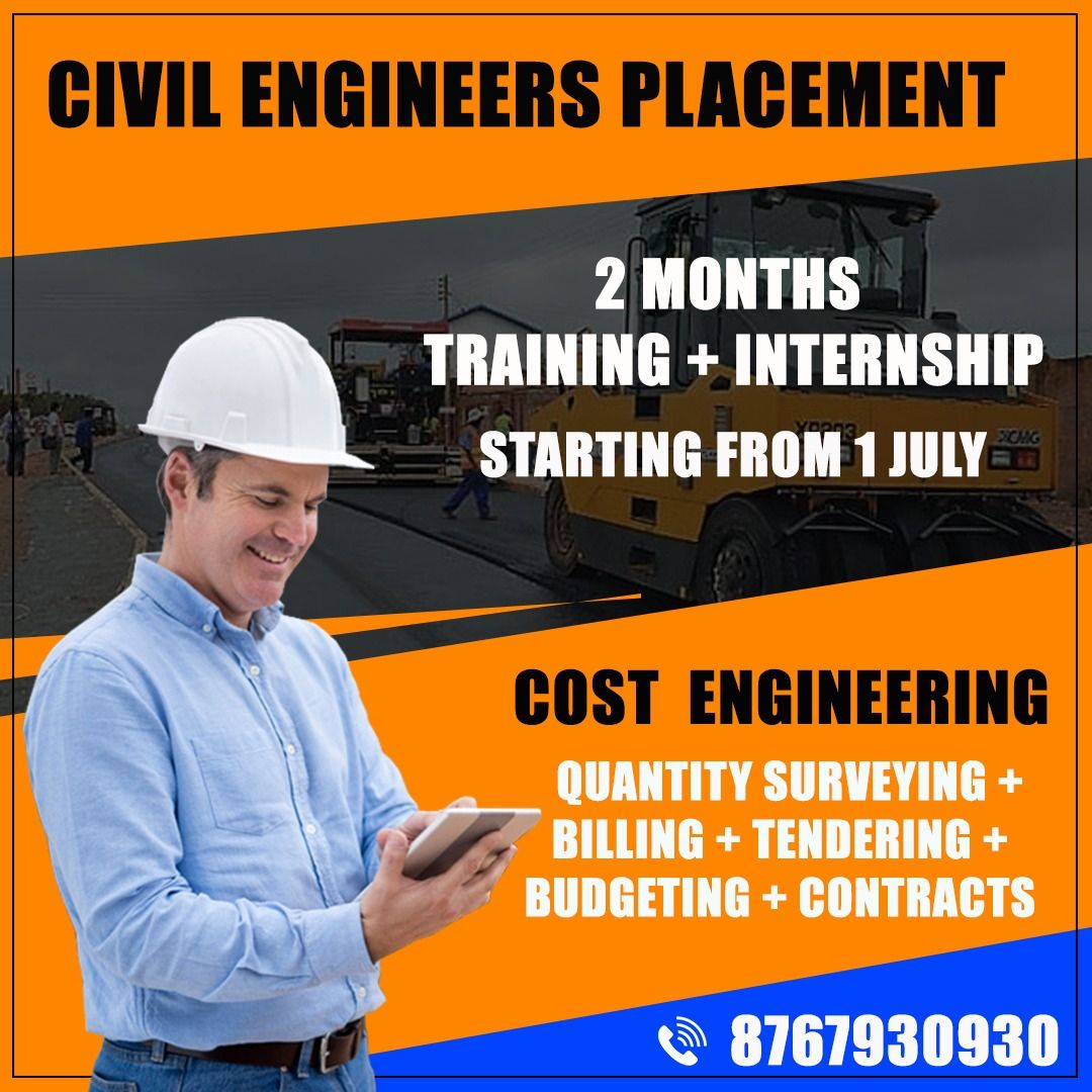 Employment opportunities Civil Engineer Jobs for freshers
