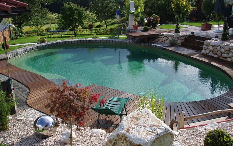 Poolwelt naturnahe biologischer schwimmteiche biotope for Cubierta estanque