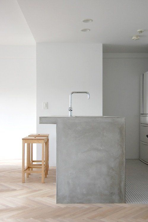 A Guide To Concrete Kitchen Countertops Remodeling 101: Inspiration, Installation, & Maintenance: The Complete