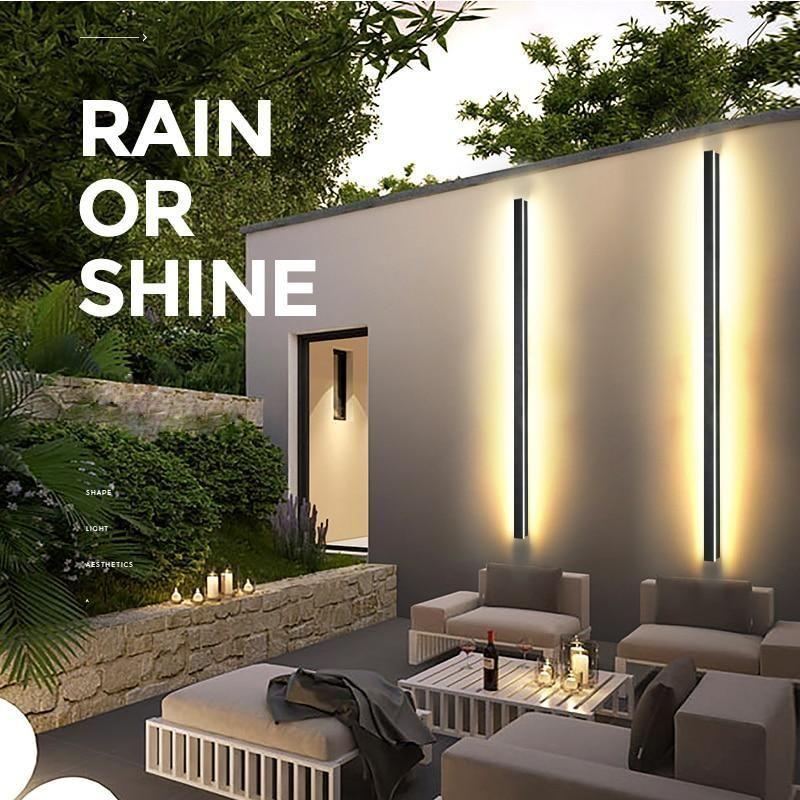 outdoor wall lamps led wall lamp