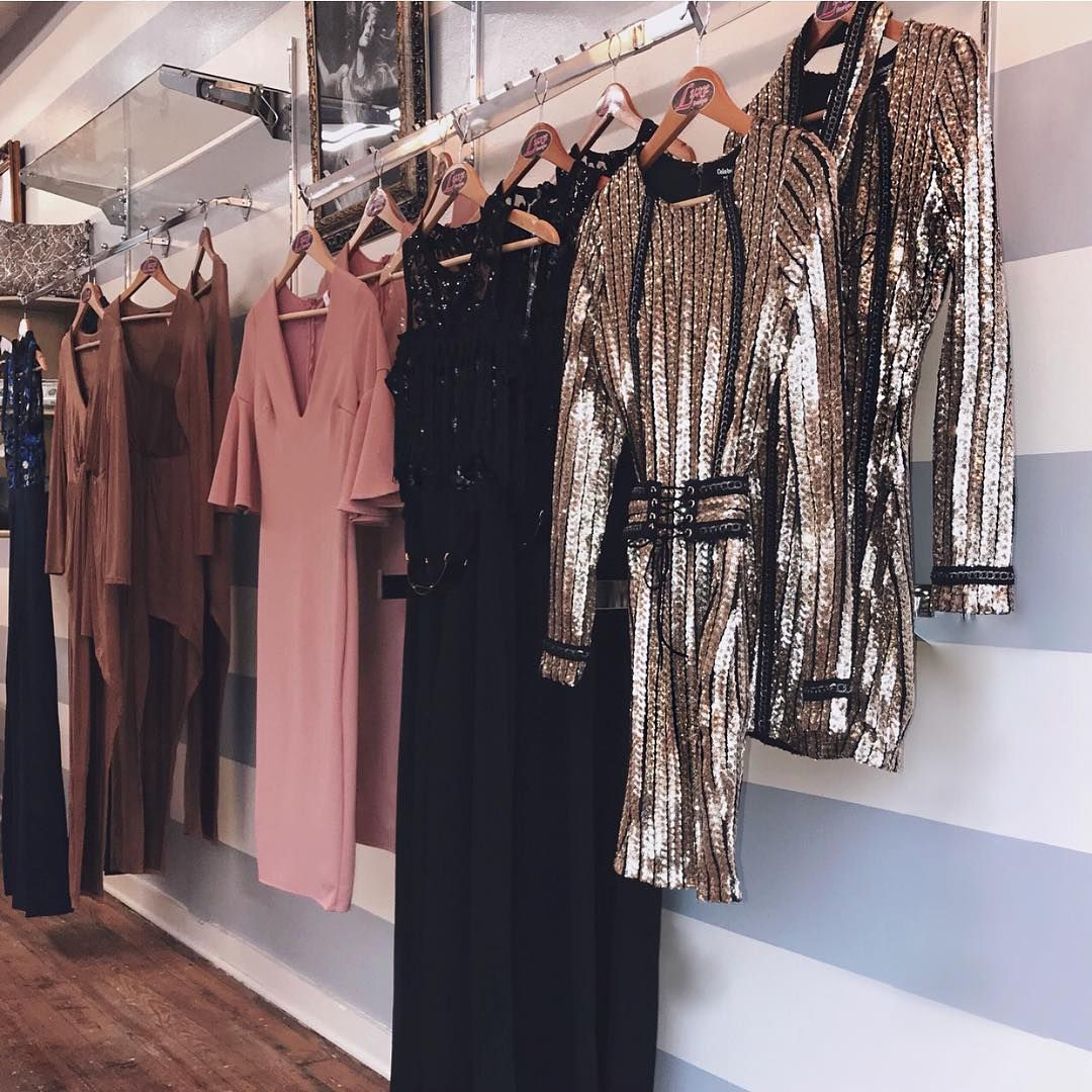 Luxe Boutique is a unique boutique located in Downtown