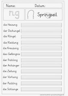 Photo of Übungsblätter zum Lesen und Schreiben
