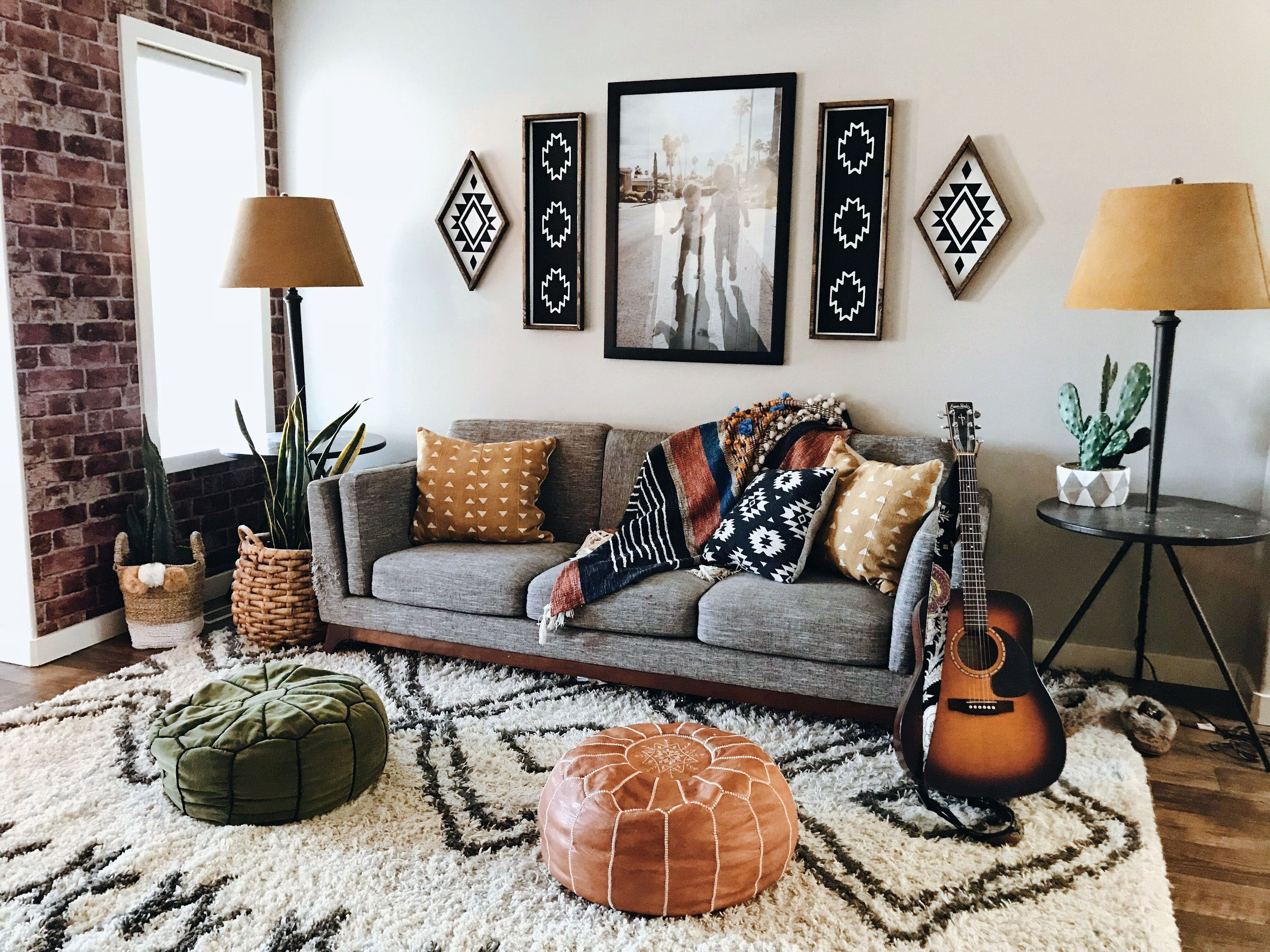 Best The Beginner's Guide To Decorating Living Rooms Boho 400 x 300