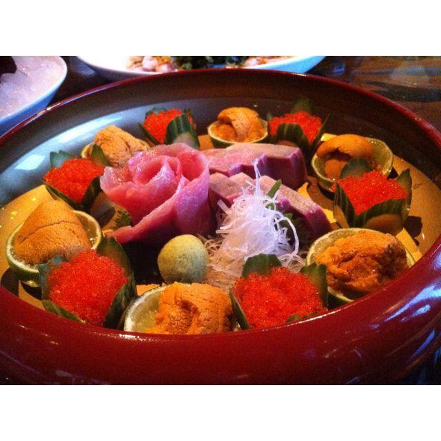 Iron Sushi South Beach Menu
