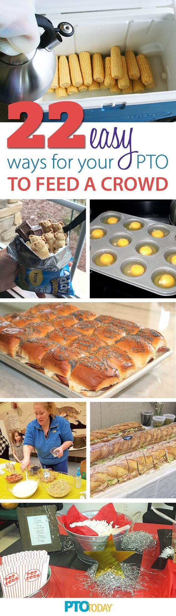 22 Easy Meal Ideas For Large Groups