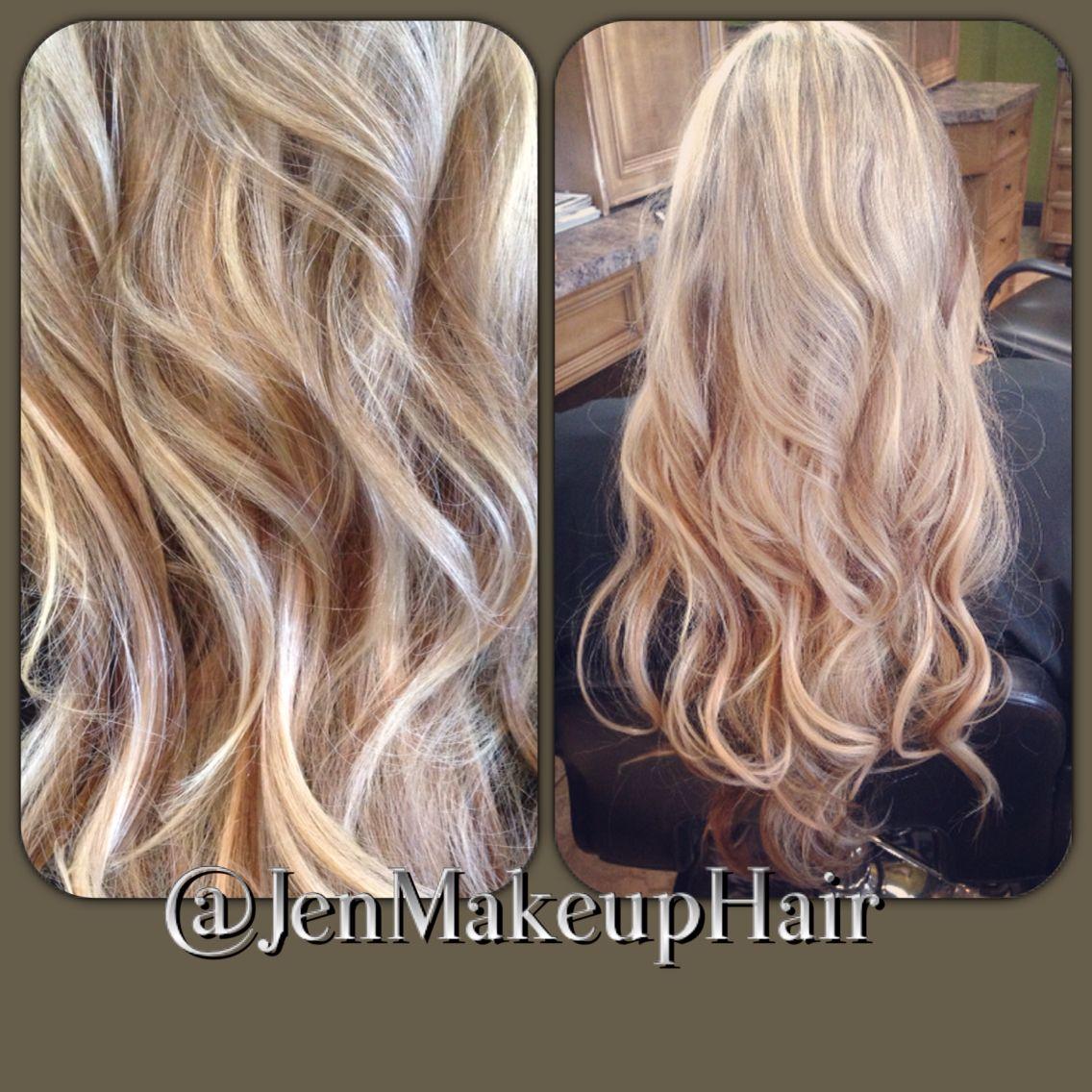 48+ Multi tonal blonde hair trends