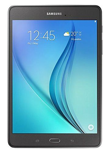 """Tablet - Android 5.0 (Lollipop) - 16 GB - 8"""" Plane to Line Switching (PLS) ( 1024 x 768 ) - rear camera + front camera - microSD slot - Wi-Fi, Bluetooth - smoky titanium, http://www.amazon.ca/dp/B00ZCT1N2I/ref=cm_sw_r_pi_awdl_xL_cC8myb59SDQAA"""