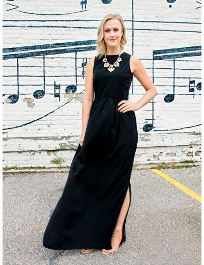 c50b668099 Finally, a maxi dress made for tall girls!! 2 lengths and available in  sizes S-XXL at Amalli Talli