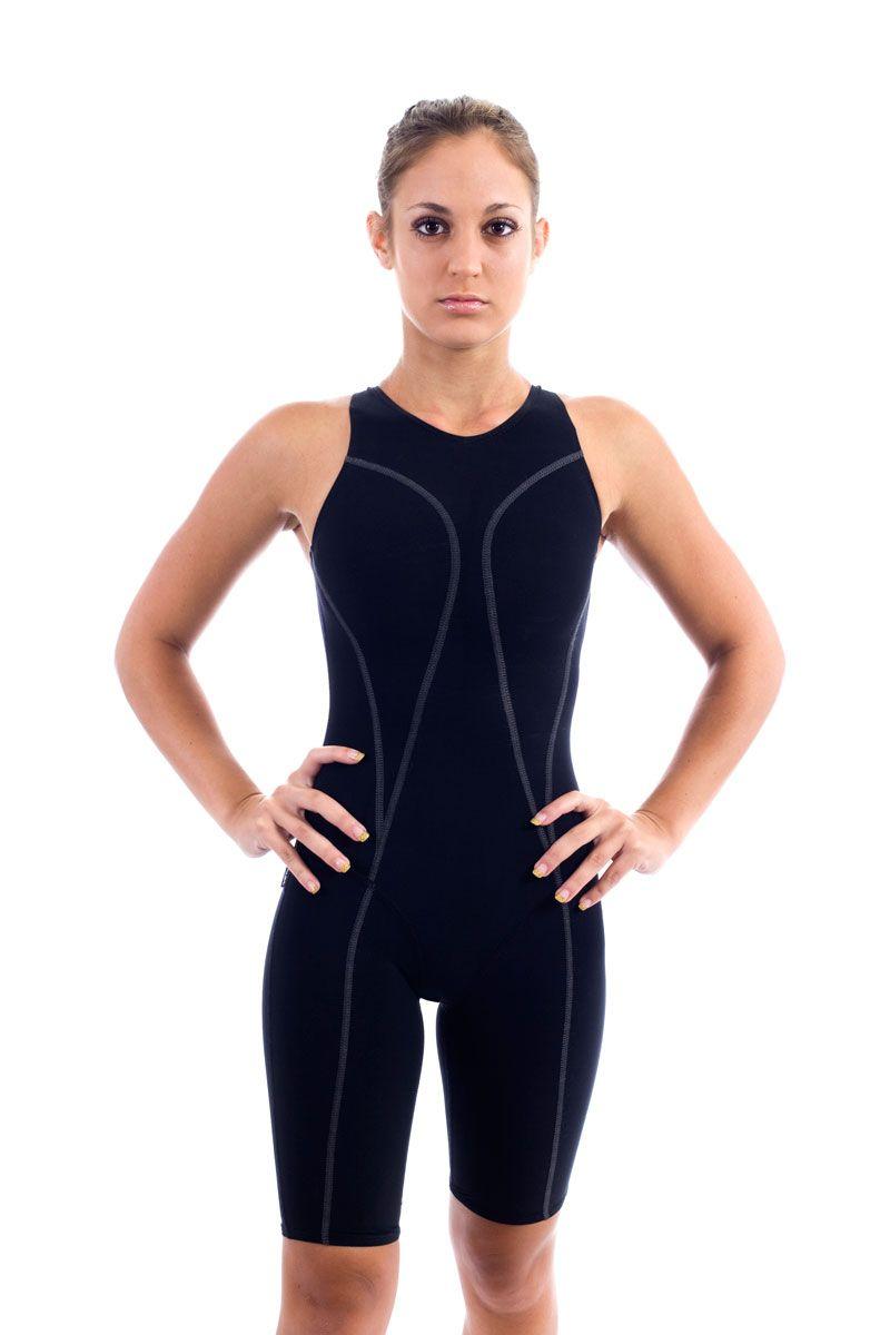 45a6299529 One Piece Long Leg Swimwear | One Piece swimwear | One piece ...