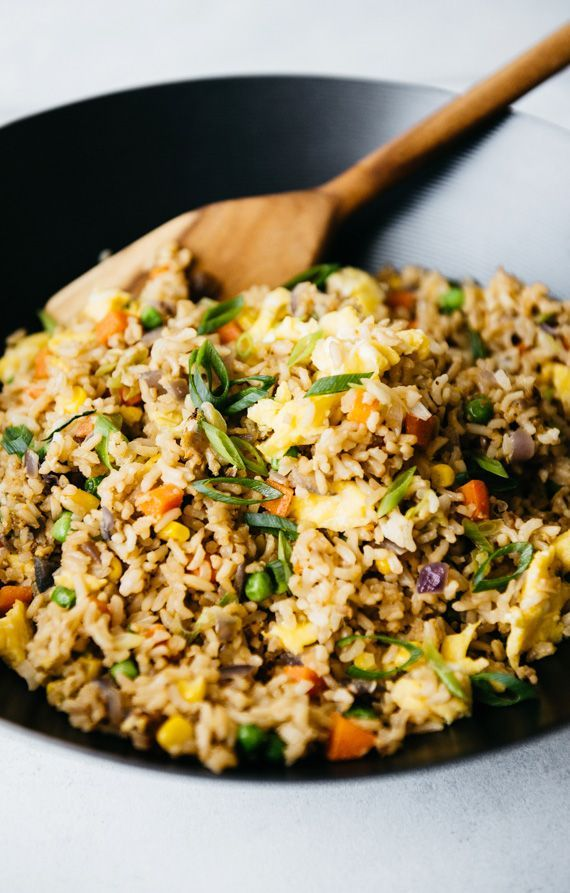 The Easiest Egg Fried Rice images
