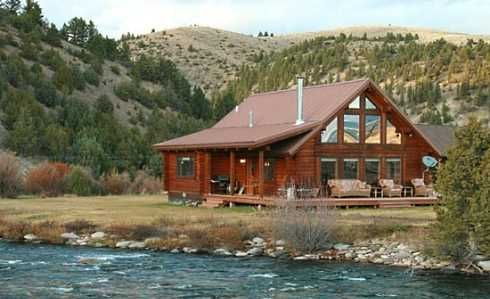 Standout Cabin Designs : Small cabin designs standout fishing cabin designs finding