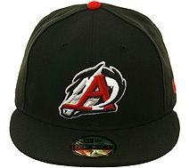 The Clink Room Arkansas Travelers Home Fitted Hat - Black
