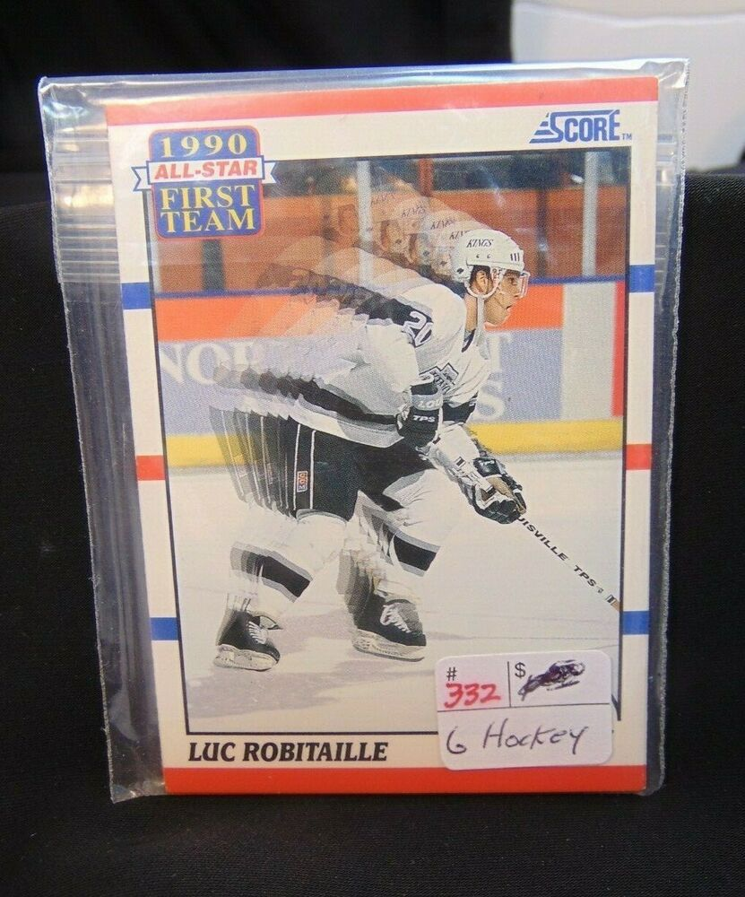 hockey cards worth money 1991
