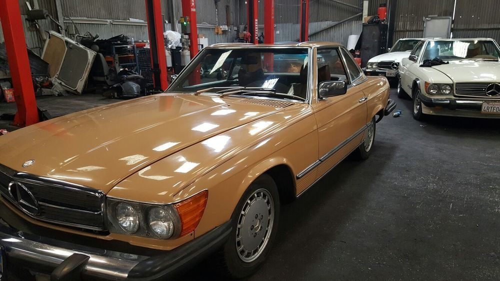 eBay: CLASSIC MERCEDES-BENZ 450 SL 1976 FOR SALE #classiccars #cars ...