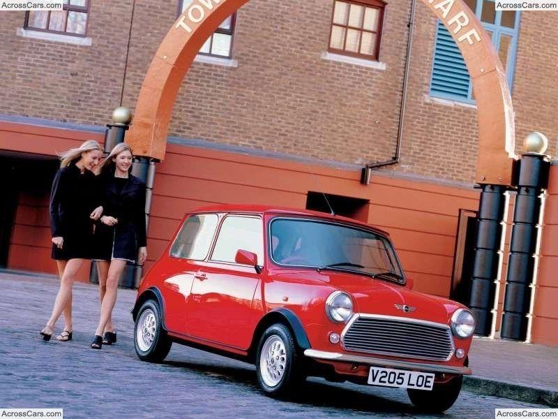 Mini Seven 2000 Miniminiz Mini Morris Classic Mini Mini