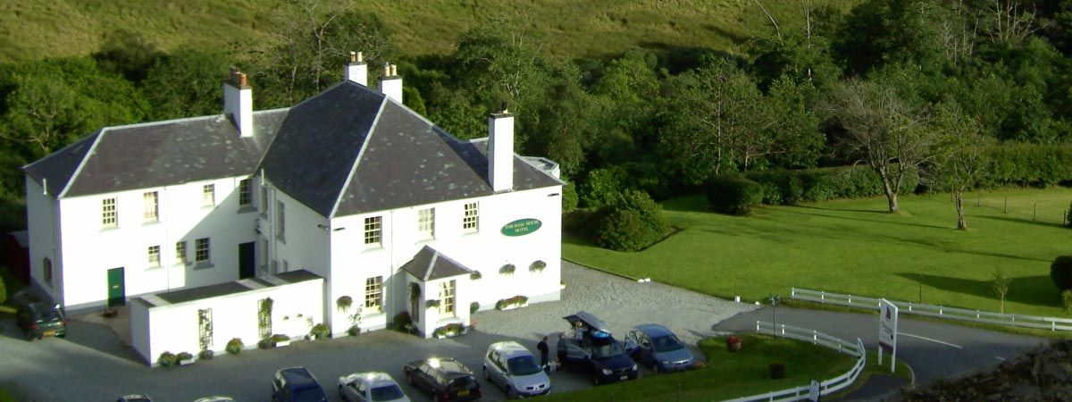 Toravaig House Hotel Is A Small Boutique On The Isle Of Skye In Scotland This Luxury Located Sleat