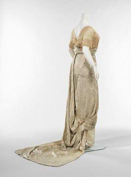 1911-1914 Evening Dress