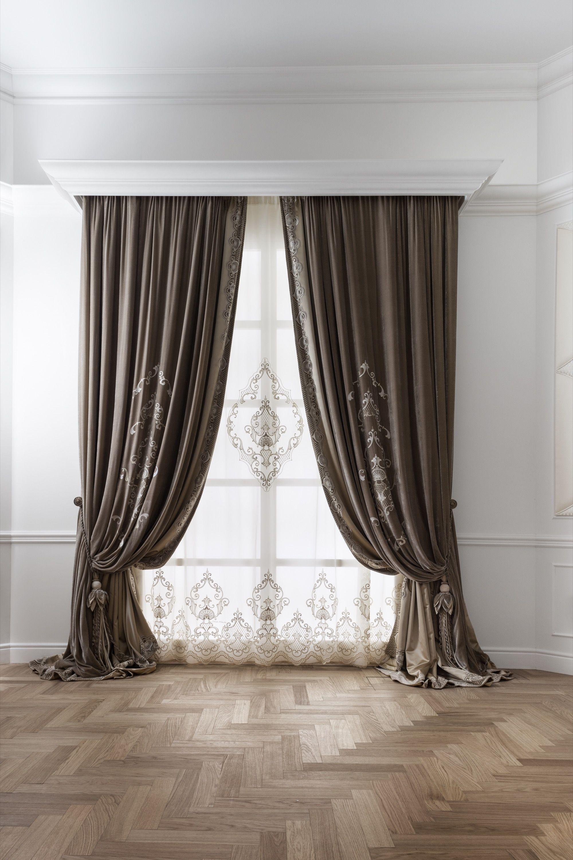 2 window bedroom ideas  opera con centrale tenda    窗帘  pinterest  opera and luxury