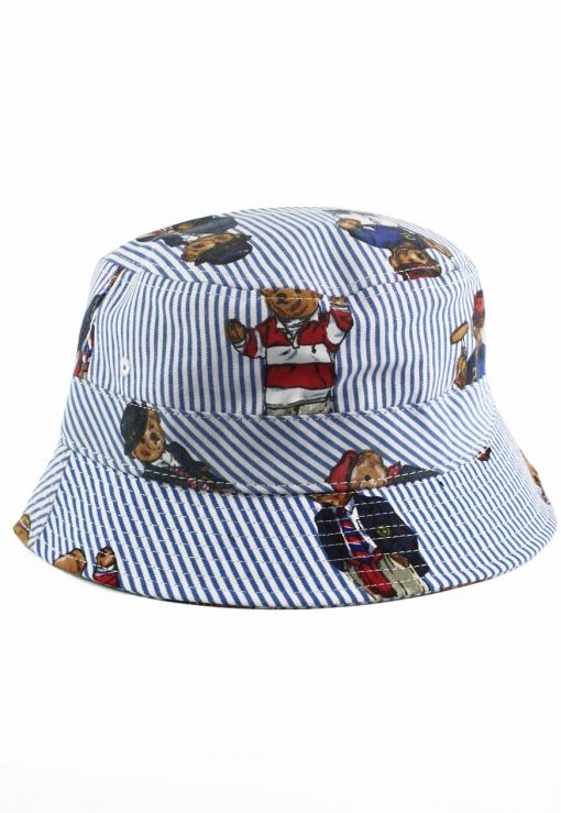 4d8b8ba2 Polo Bear Bucket Hat | Ralph Lauren polo. | Hats, Polo ralph lauren ...