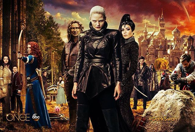 ITS OUAT SUNDAY! ONCE UPON A TIME SEASON 5 PREMIERS TONIGHT ON ABC! TAG EVERYONE TO REMIND THEM!!!!!