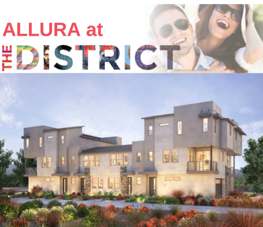 Allura at The District in Northridge! | Shea Homes Blog on home depot southern california, barratt american southern california, toll brothers southern california, kb home southern california,