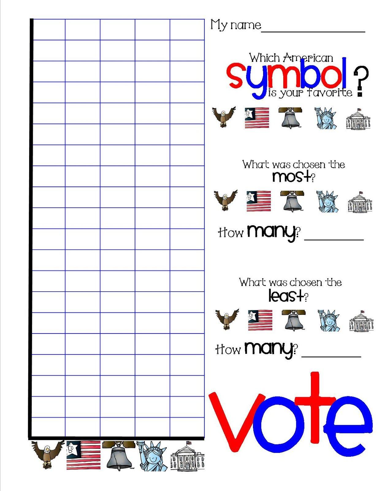Common Core Ela Lessons American Symbols Fluency