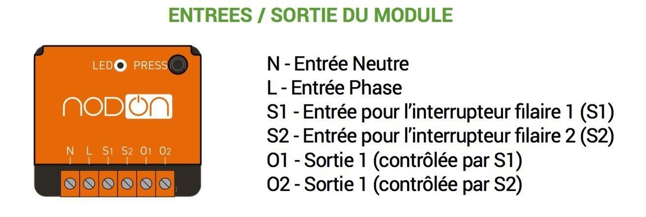 Presentation Du Nouveau Micromodule Enocean By Nodon News Domotiques By Domadoo Domotique Volet Roulant Domotique Accessoire Maison