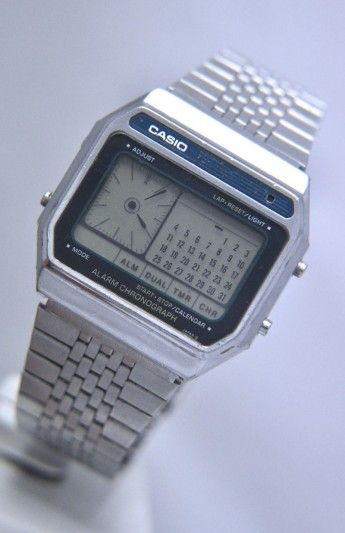 55a5ead750e0 Released in 1982 Vintage Digital Watch - Brought to you courtesy of  DigitalWatchLibrary.com