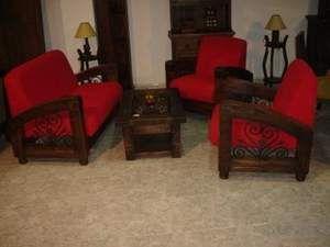 Muebles Tipo Salas Muebles Rusticos Con Clase Muebles Muebles Rusticos Sala De Madera