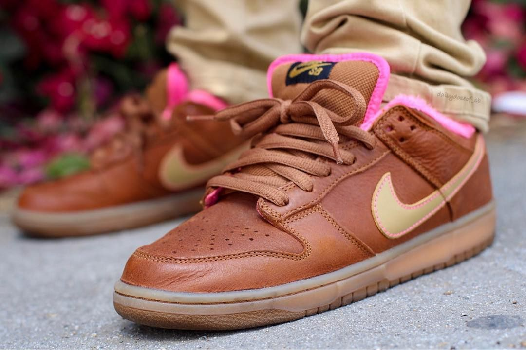 the latest 4c06f 5466a Nike Dunk Low Pro SB
