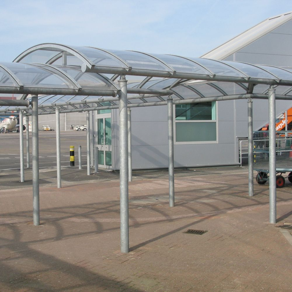 Covered Walkway Designs For Homes: Canopies And Covered Walkways