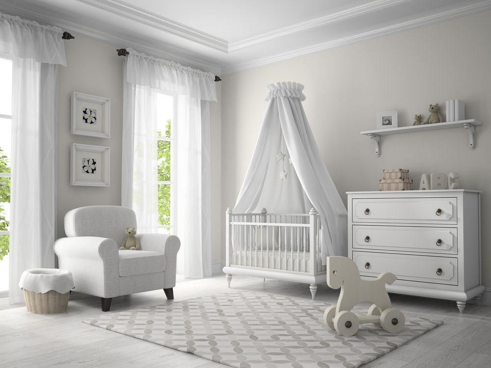 tipps babyzimmer einrichten babyzimmer einrichten. Black Bedroom Furniture Sets. Home Design Ideas