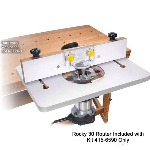 Mini Trim Router Table and Packages | Tools | Diy router table, Trim