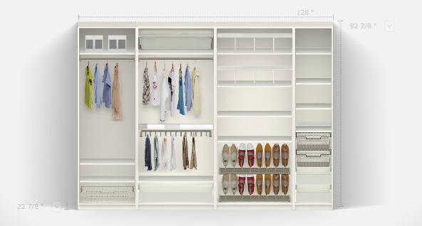 Ikea Guardaroba Planner.Die Besten 17 Ideen Zu Pax Planner Auf Pinterest Ikea Pax